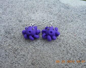 Kawaii Octopi Earrings