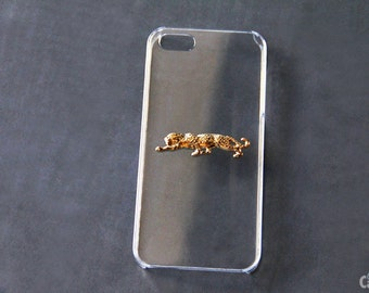 Jaguar iPhone 5 Case Leopard iPhone Case Gold iPhone 6 Plus Cases iPhone 7 Plus Clear Case Gold Case iPhone 5c Clear Case Animal