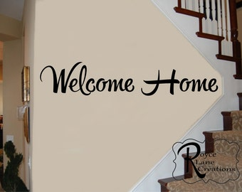 Popular items for welcome decor on Etsy