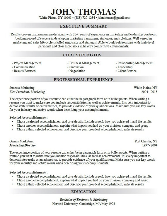 professional career resume custom resume writing resume