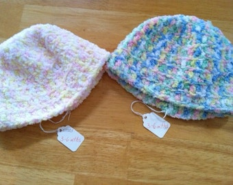Ultra Soft Baby Beanie - Fits 3-6 months