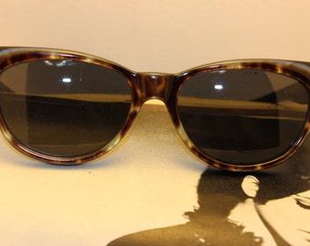 Missoni Tortoise Vintage Sunglasses