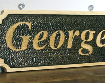 Custom Horse Stall Sign Personalized Textured Horse Barn Stall Name Plate Stable Tack Room Accessories Barn Door Stable Decor Customized