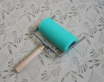 Pattern Paint Roller paint & couragepatternpaintrollers on etsy