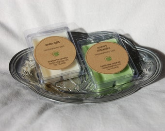 Soy Tarts/Melts, Scented, 2 Clamshells
