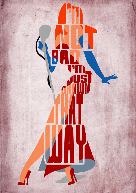 Jessica Rabbit Who Framed Roger Rabbit Poster By
