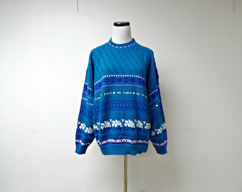 AMERICAN PRIDE . vintage sweater . plus size . 22w . made in USA