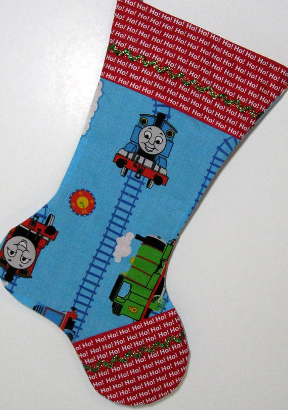 Thomas The Tank Engine Stocking 25