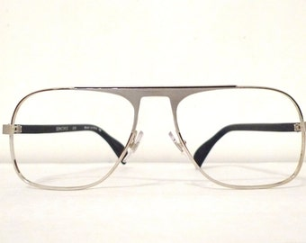 Used Designer Eyeglass Frames : Frame Italy Tortoise Shell Eyeglasses Classic Mad Men Birth