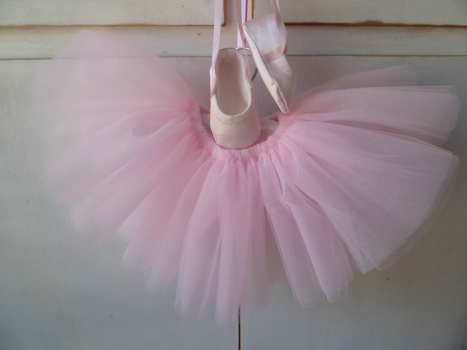 Baby Girl Shoes . Baby Ballerina . Infant Ballet Shoes and