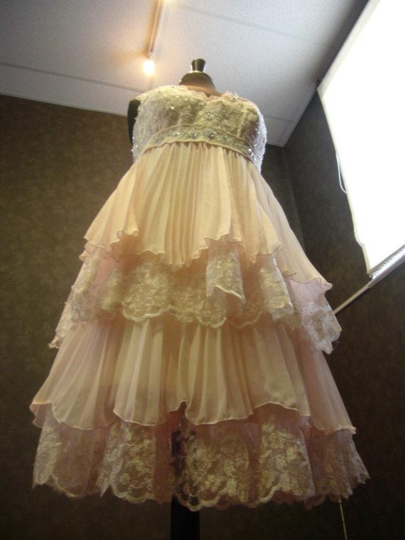 Blush pink plus size wedding dress with straps for Plus size wedding dresses with straps