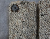 Knit Boot Cuffs / Knit Toppers / Boot Socks