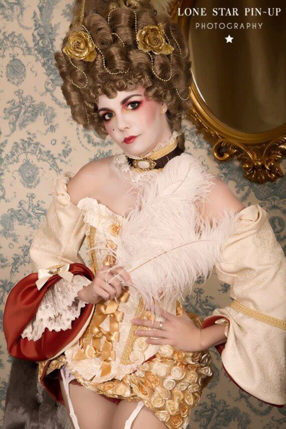 Marie Antoinette, Masquerade Ball Costume, Any Color International Shipping by request