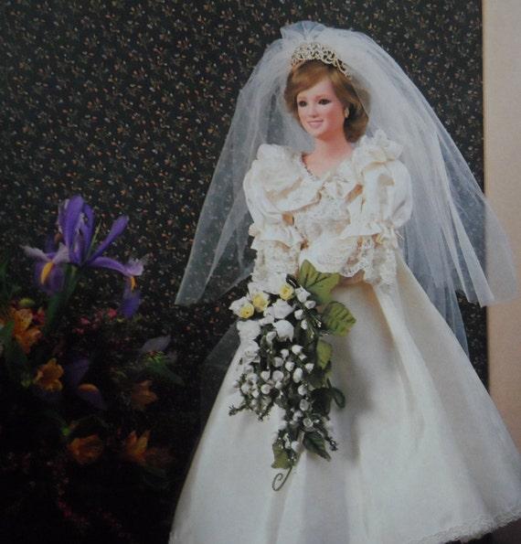 Princess Diana Doll In Wedding Dress. Awesome With Princess Diana ...