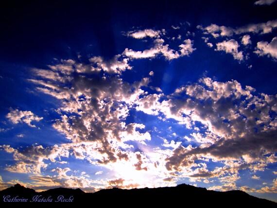 October Sunrise, Autumn Sunrise Photography, California Landscape Photography, Clouds Photography, Catherine Natalia Roché