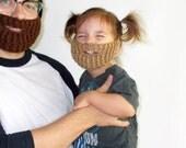 Organic Beard Face Warmer-Mini - BEARD ONLY