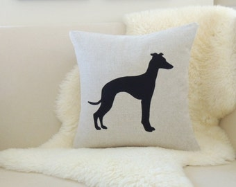 Items Similar To Unique Artist Designed Fabric Sighthound