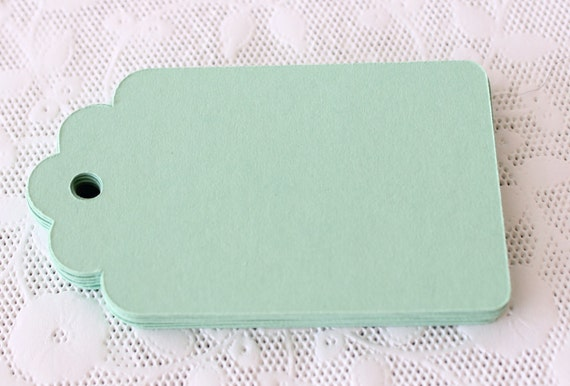 Minted Wedding Gift Tags : Tag, Mint Gift Tag, Wedding Favor Tag, Paper Tags, Mint Favor Tags ...