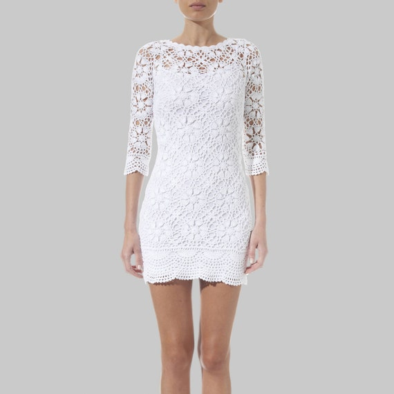 Crochet Dress PATTERN Crochet Wedding Dress Pattern Designer