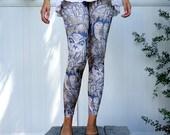 Owl Print Leggings