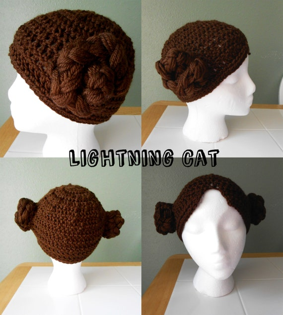 Crochet Bun Hat : Baby Girls Clothing Dresses Jackets & Coats