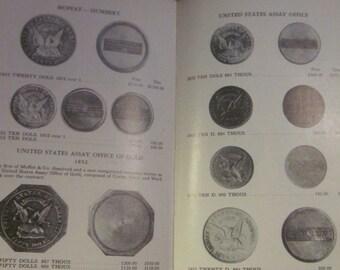 Yeoman Coin Books 1962, 1963, 1966, 1987