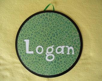 Logan name sign
