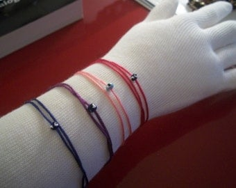 1 good LUCK thread FRIENDSHIP Male or Female Kabbalah Wish unisex bracelet Wrap Around Super Pretty Thread Evil Eye feng shui  Fashion luck