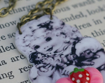 SALE Dolly Necklace (N3)