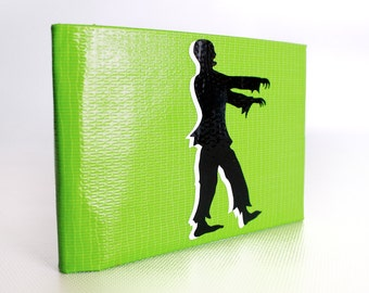 Zombie Duct Tape Wallet - by jDUCT