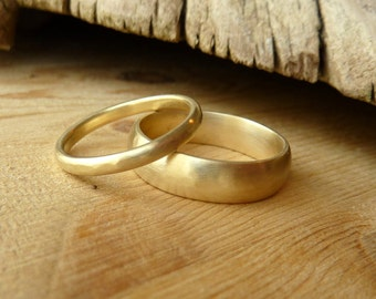 His and Her Wedding Bands-deposit listing for Hollie
