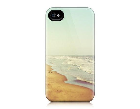 California Dreamin iPhone 4 Case, iPhone 4S - Landscape Photograph, Beach, Pastel, Summer, Waves, Ocean, Sea