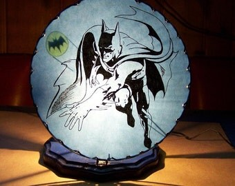 Shadowland Unique Shadow Lamp Night Light Lighting at its most original BATMAN