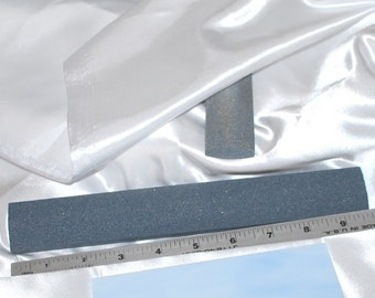 LARGE Glass or China GRINDING STONE (Carborundum) to use instead of electric Grinder for Glass or China