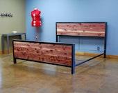 Kraftig Bed Number 4 with Tennessee Cedar
