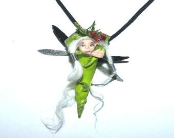 Spring Celebrations Ooak Hatching Fairy Queen sculpted Figurines ooak fairy MiniatureTroll , gnome, elf, fairy, Trending