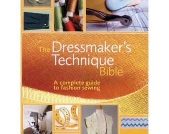 The Dressmaker's Technique Bible BOOK - Lorna Knight