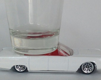 The ORIGINAL Hot Shot, Shot Glass, '64 Lincoln Continental Convertible, Hot Wheels