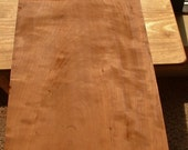 Curly cherry highly figured hardwood for carving,turning, pen blanks, furniture,combined shipping