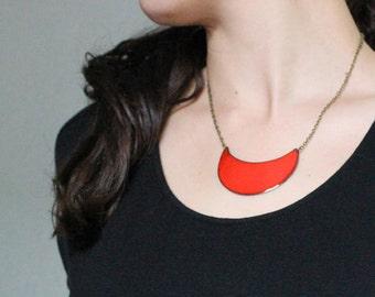 Curve Necklace - Large