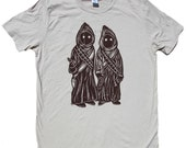 Jawas   Woodblock Printed Tee Shirt