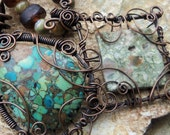 Turquoise Dreams Jewelry Tutorial PDF - INSTANT Download