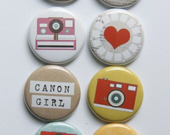 Say Cheese Canon Girl Flair