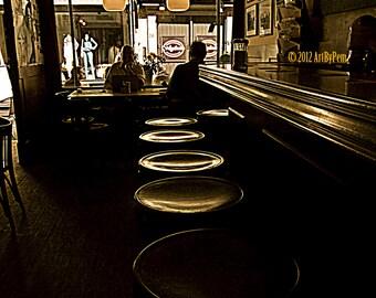 Cafe De Pels - fine art photography - 11x14-print - wall art