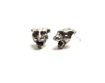 Panther Stud Earrings