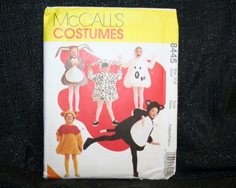 UNCUT McCall's 8445 Costume Halloween Dress Up Sewing Pattern SEWBUSY12