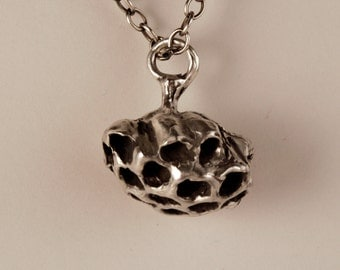 Paper Wasp's Nest Necklace