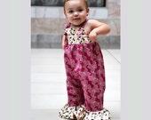 Bubble Knot Jumper Sewing Pattern Tutorial PDF ebook -- 3m - 8 girls Instant