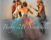 Burning Man Bridal Skirt ...