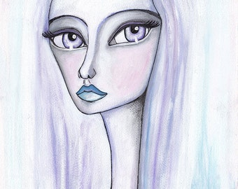 Daphne - Art Print